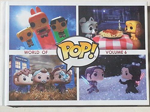 SDCC Exclusive World of POP! Volume 6