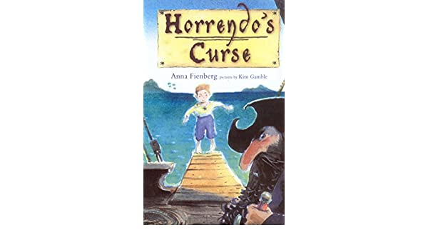 Image result for Horrendo's Curse book