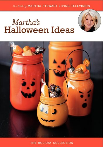The Martha Stewart Holiday Collection - Martha's Halloween Ideas]()
