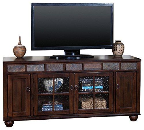 - Sunny Designs Santa Fe TV Console, 62