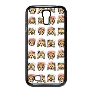 diy samsung galaxy s4 i9500 Case, Lovely expression cheap case for samsung galaxy s4 i9500 at Jipic (style 8)