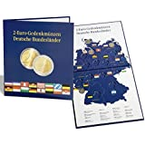 """Leuchtturm Münzalbum PRESSO, Euro-Collection für 2-Euro-Münzen für dieSerie"""" Deutsche Bundesländer"""""""
