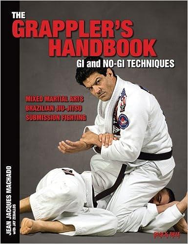 The Grappler's Handbook Vol 1: GI and No-GI Techniques
