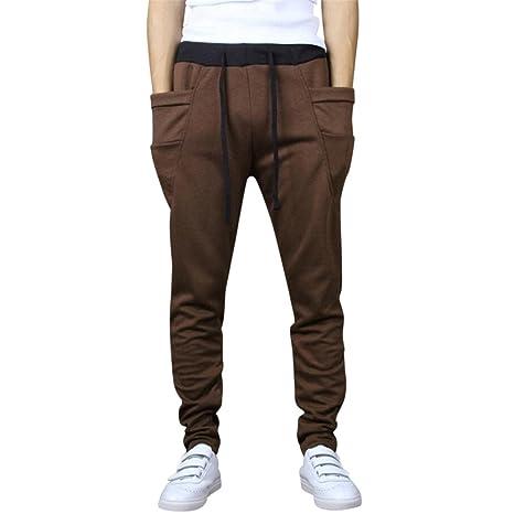 104f8d0d5b66a Pantalones de hombre Persona que practica jogging Chandal Corriendo Deporte  Pantalones deportivos Pantalones Talla extra LMMVP