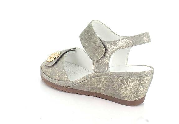 Ara Shoes 12-37144 Capri-Ca - 38, Gris
