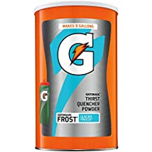 Gatorade Thirst Quencher Powder, Frost Glacier Freeze, 76.5 Ounce