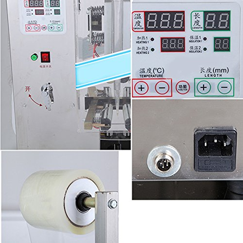 Denshine Automatic Sauce Liquid Filling Packing Machine, Liquid Sealing Machine by Denshine (Image #5)