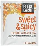 Cheap Good Earth Sweet & Spicy Herbal & Black Tea, 18 Tea bags