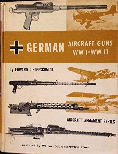 German Aircraft Guns WW1-WW2