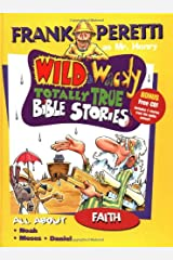 Wild & Wacky Storybook #2: Faith Story Of Daniel Hardcover