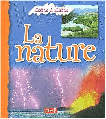 Téléchargement La Nature pdf ebook