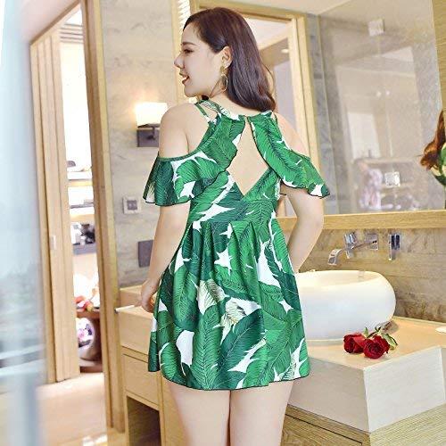 Mostrato Flat colore Split Unica Flat Fashion The Mostrato Taglia Steel Banana Dimensione Come Large Swimwear Thin Sau Video 3xl UHz4Sqx