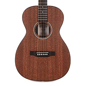 Martin Guitars 0-X1E-01 Mahogany Westerngitarre inkl. Gigbag
