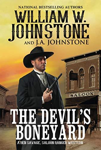 Book Cover: The Devil's Boneyard