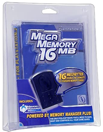Amazon.com: Mega Memory Card (16 Meg): Video Games