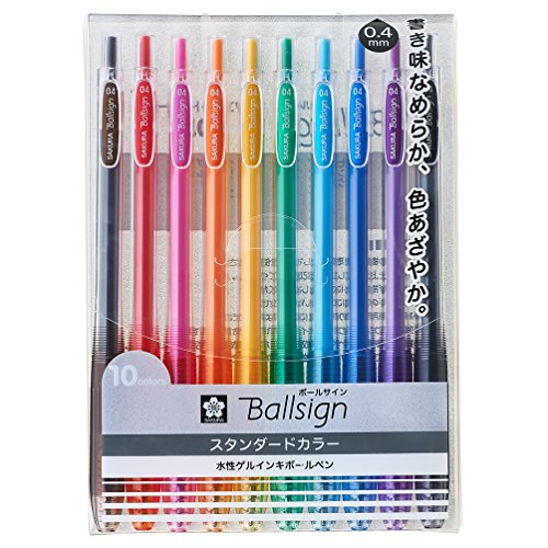 10 Colors Sign Pens - 4
