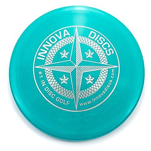 (Innova First Run Star Caiman Mid-Range Golf Disc [Colors May Vary] - 173-175g)