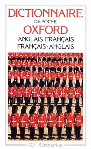 Livres électroniques gratuits à télécharger au format pdf Dictionnaire Oxford : Français-anglais, anglais-français 2080704850 en français PDF CHM