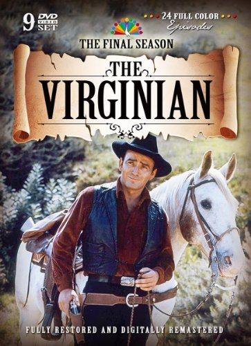 The Virginian: Season 8 (Final Season) - Collectable Embossed Tin! by Shout! Factory / Timeless Media