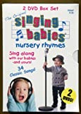 The Original Singing Babies Nursery Rhymes 2 DVD Box Set 34 Classic Songs (2002)