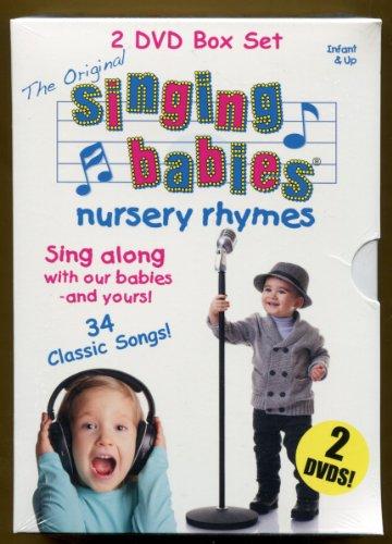 The Original Singing Babies Nursery Rhymes 2 DVD Box Set 34 Classic Songs (2002)