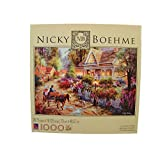 Nicky Boehme 1000 Piece Jigsaw Puzzle: A Country Greeting