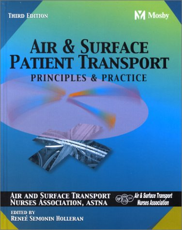 Air   Surface Patient Transport  Principles   Practice