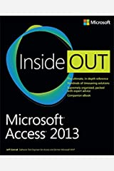 Microsoft Access 2013 Inside Out Kindle Edition