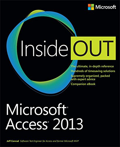 Download Microsoft Access 2013 Inside Out Pdf