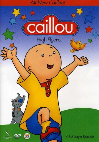 Caillou High Flyers (Flyer Disks)