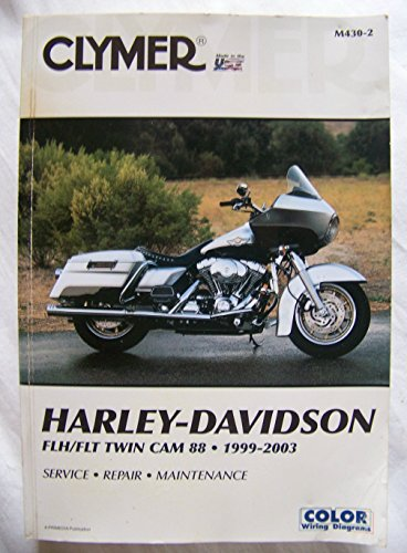 Clymer Harley-Davidson Fxd Twin Cam 88, 1999-2003 (Clymer Motorcycle Repair) -