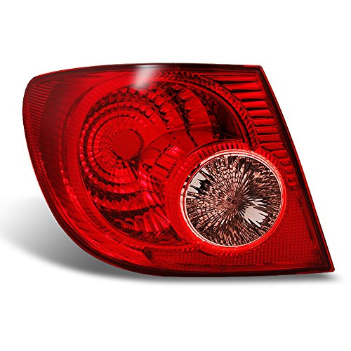 Toyota Corolla E120 Outer Piece Rear Tai - Left Rear Tail Light Shopping Results