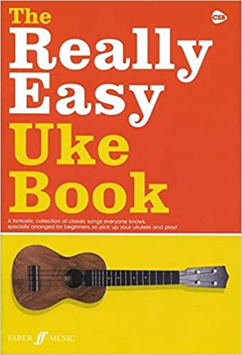 The Really Easy Uke Book Chord Songbookmethod Amazon Alex