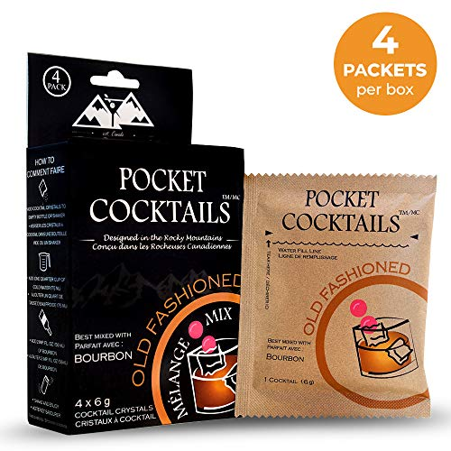 BarCountry Old Fashioned Alcoholic Drink Mixes - All