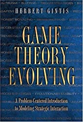 Game Theory Evolving by Herbert Gintis (2000-05-22)