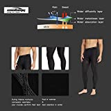 COOLOMG Youth Compression Pants Baselayer