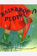 Raindrop, Plop! Hardcover