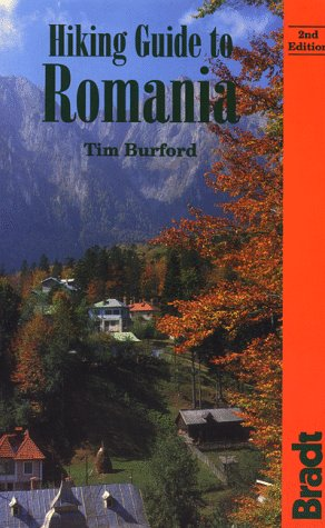 Hiking Guide Romania Bradt Guides product image