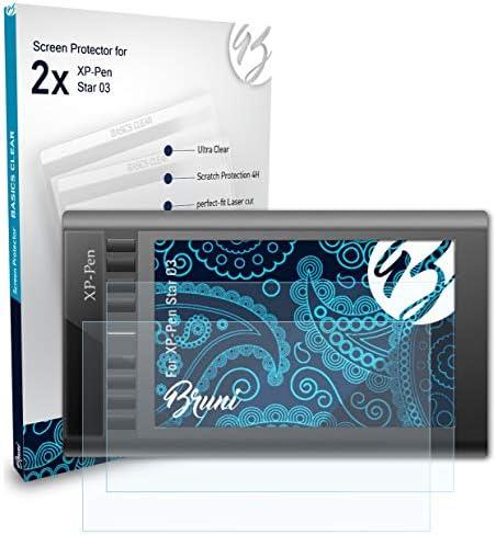 Bruni Schutzfolie Kompatibel Mit Xp Pen Star 03 Folie Computer Zubehör