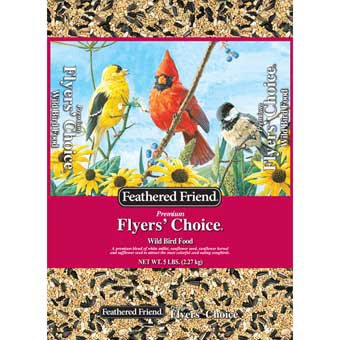 Feathered Friend Flyer's Choice Bird Food 5 - Friends Feathered Bird Food
