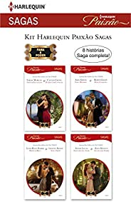 Kit Fama & Poder (Kit Harlequin Paixão Sa