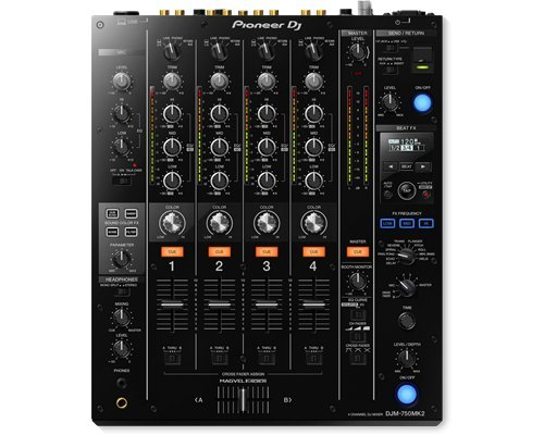 Pioneer DJ DJM-750MK2 Mixer by Pioneer DJ