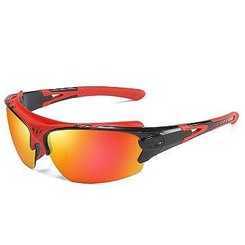 KTYX Gafas De Sol Polarizadas Gafas De Sol A Prueba De Viento Gafas De Sol Gafas