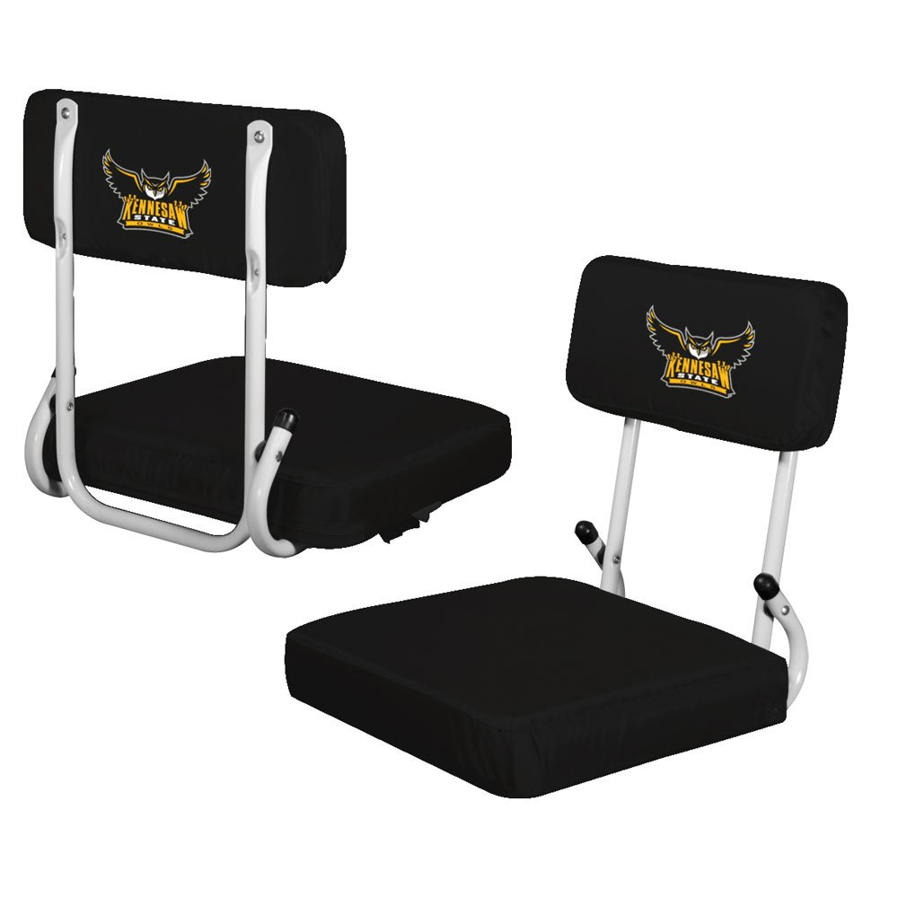 NCAA Kennesaw State Hard Back Seat, One Size, Multicolor