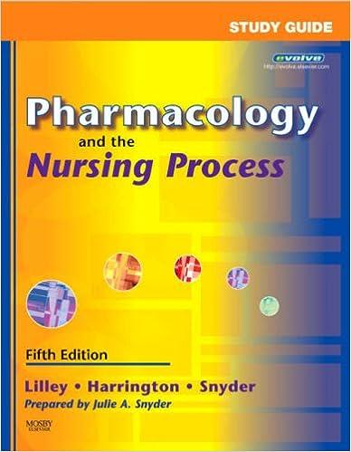 Como Descargar Libros Para Ebook Study Guide For Pharmacology And The Nursing Process Gratis Epub