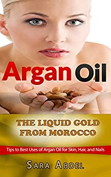 Argan Oil Liquid Morocco Nails ebook product image