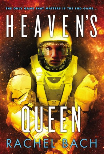 Heaven's Queen (Paradox Book 3)