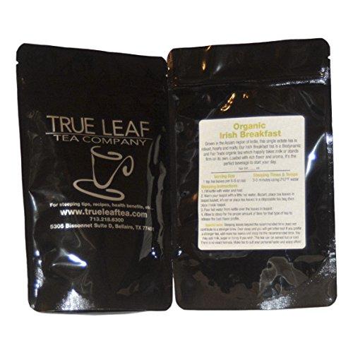 True Leaf Tea Organic Irish Breakfast Tea 8 OZ