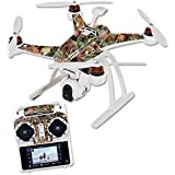 Skin For Blade Chroma Quadcopter – Buck Camo   MightySkins Protective, Durable, and Unique Vinyl Decal wrap cover   Easy To Apply, Remove, and Change Styles   Made in the USA