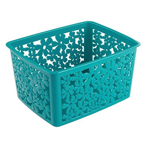 InterDesign Household Storage Basket Bathroom